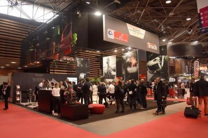 Stand SOLUTRANS 2019